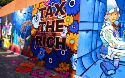 'Fixing' the budget means taxing the rich… obviously