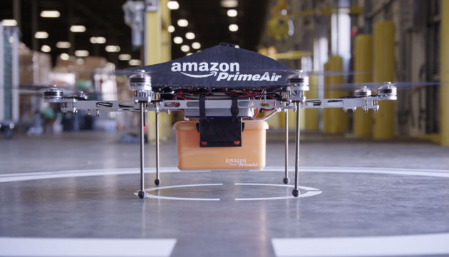 Amazon's delivery drones will get all clear to deliver in 30mins